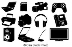 electronics clipart | Clipart Station