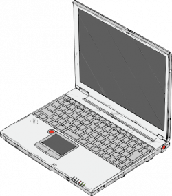 Laptop Clipart Animasi Picture 1511919 Laptop Clipart Animasi