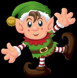 Cute Elf PNG Clipart | сказочные герои | Pinterest | Elves ...