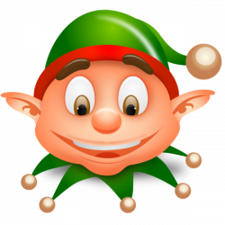 The Holiday Site: Christmas Elf Coloring Pages