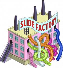 Slide Factory   The Simpsons: Tapped Out Wiki   FANDOM powered by Wikia
