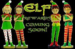 Girl/boy reward Elf   Toy Soldier Factory