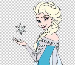 Elsa Anna Coloring Book The Walt Disney Company Disney's ...