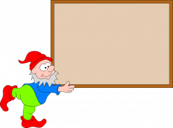 Elf | Free Stock Photo | Illustration of a Christmas elf carrying a ...