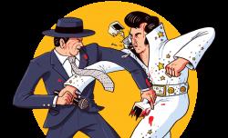 Sinatra v Elvis - Willamette Week