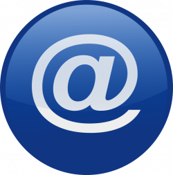 Clipart - email-blue