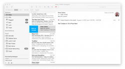 Hands-on with Mail 9 in El Capitan: Improved full-screen support ...