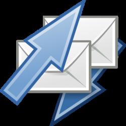 Mail Send Receive Clip Art at Clker.com - vector clip art online ...