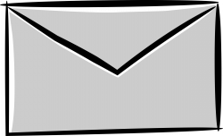 Clipart - Mail envelope