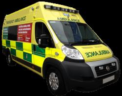Ambulance Nhs transparent PNG - StickPNG
