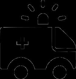 Ambulance Transportation Van Healthcare Emergency Medical Treatment ...