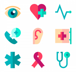 44 emergency kit icon packs - Vector icon packs - SVG, PSD, PNG, EPS ...