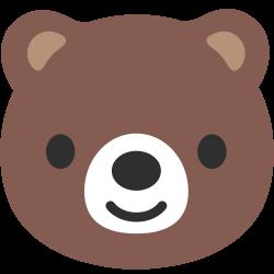 File:Emoji u1f43b.svg - Wikimedia Commons
