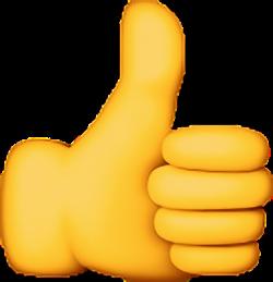 ok thumbsup good emoji yellow fine emojisticker yes lik...