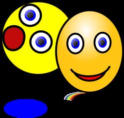 Showing Different Emotions Clip Art at Clker.com - vector clip art ...