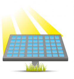 28+ Collection of Solar Energy Panels Clipart | High quality, free ...