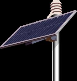 Solar Panel Clip Art at Clker.com - vector clip art online, royalty ...