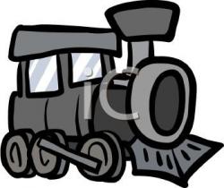 Train Engine Black And White Clipart - Clipart Kid | Circus ...