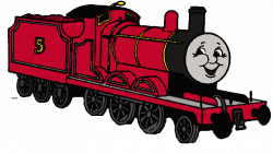 Thomas the Tank Engine and Friends Clip Art | Cartoon Clip Art