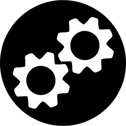 Engine Loading Load Process Round Gears Svg Png Icon Free Download ...