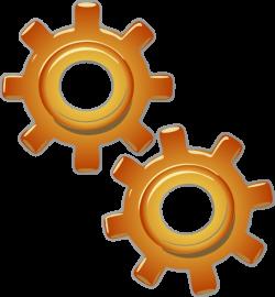 Gears Motion Motor Engine 2 Clip Art at Clker.com - vector clip art ...