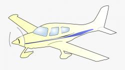 Single Engine Plane Clipart - Draw A Small Plane #824449 ...