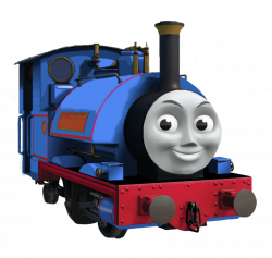 Albert the Blue Mid-Sodor Engine (TV show) V3 by Wildcat1999 on ...
