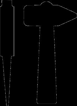 Hammer Masonry Plumbing Tools Svg Png Icon Free Download (#551116 ...