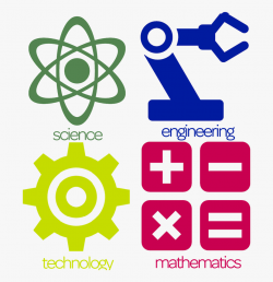 Stem Clipart Science Experiment Science - Science Technology ...