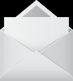 Empty Envelope Transparent PNG Clip Art | A A A Marcos | Pinterest ...