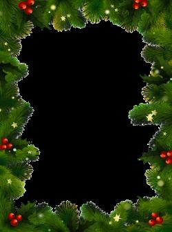 487 Free Christmas Borders You Can Download and Print | Christmas ...