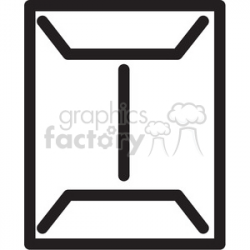 large envelope icon . Royalty-free icon # 398332