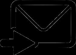 Yps E Send Letter Envelope Svg Png Icon Free Download (#511592 ...