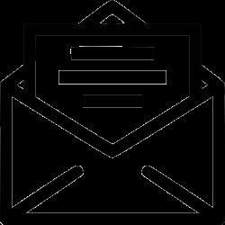 Send Receive Letter Envelope Inbox Svg Png Icon Free Download ...