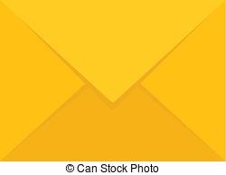 Yellow envelope clipart 3 » Clipart Portal