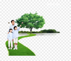 Family Environmental Protection Technology Clipart (#2359295 ...