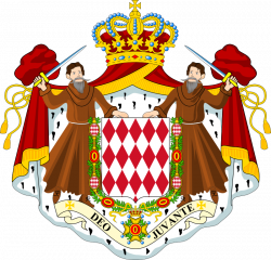 Coat of arms of Monaco - Monaco - a sovereign city-state and ...