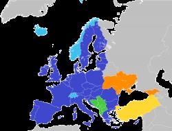 European integration - Wikipedia