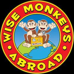 wise monkeys abroad