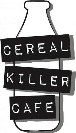 Have you visited the famous Cereal Killer Cafe yet? They've got a ...
