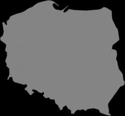 Map Of Poland Clip Art at Clker.com - vector clip art online ...