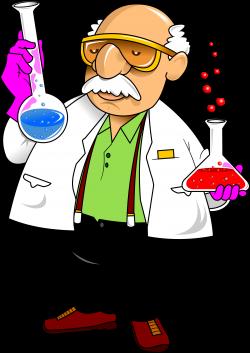 Laboratory Chemistry Cartoon Science - experiment 2288*3236 ...