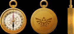 Compass | Zeldapedia | FANDOM powered by Wikia