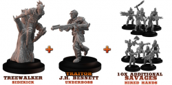 Wild West Exodus: Unfinished Business by Outlaw Miniatures ...
