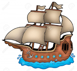 Old Boat Drawing | Free download best Old Boat Drawing on ...