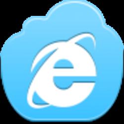 Internet Explorer Icon   Free Images at Clker.com - vector clip art ...