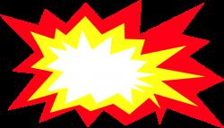 Explosion clipart #18 | W | Pinterest
