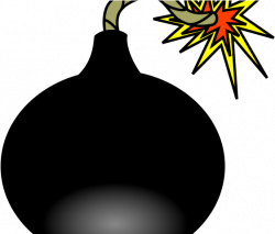 Explosion Clipart Boom - Bomb Clip Art - Download Clipart on ...