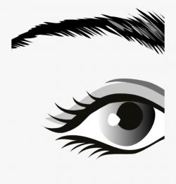 Eyes Clipart Black And White Eye Clip Art At Clker - Eye ...
