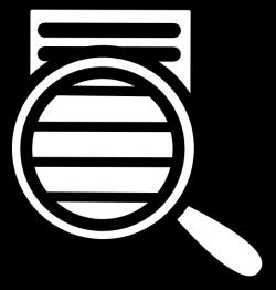 Black Close Reading Clip Art at Clker.com - vector clip art online ...